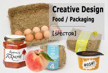 Creative Design. Food / Packaging