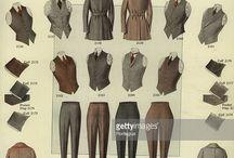 1920s theme - man
