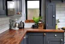 Pomieszczenia - Kuchnia