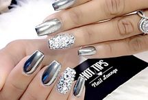 manicures silver