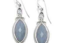 Shades of Blue Gemstones