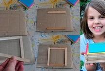 Manualidades Infantiles / Manualidades para realizar con los mas pequeños de la casa