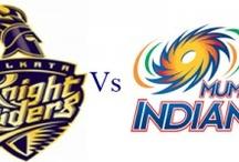 KKR vs MI Match 33 24th April 2013