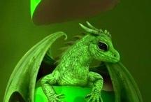 DRAGON • Green