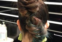 hair inspiration  / hairstyle, acconciature, idee per ogni occasione