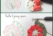 Diagramas de crochet / Diagramas de crochet