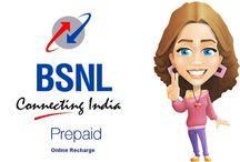 Bsnl Prepaid Mobile Online Recharge