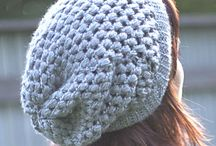 #Crochet hat patterns / love hats?
