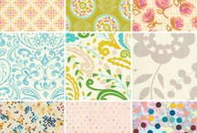 We LOVE Print & Pattern with Terri Conrad / #print, #pattern, #color, #fabric, #design