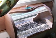 For the Birds / Fountains, feeders and funhouses for your winged backyard visitor. / by Homeclick.com