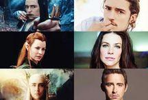"""Schauspieler aus """"Der Hobbit"""" und """"Herr der Ringe"""""""