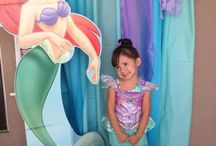 Frankie's 3rd bday party  / Ideas for my little mermaid's party / by Gabriella Martinez