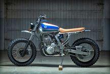 Motocycles - Scrambler