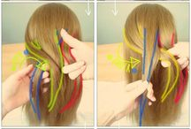 hair style/ tip and trick