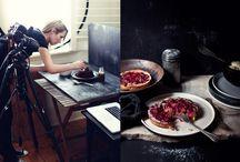 Food styling photoinspiration
