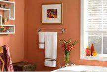 Bathrooms / Bathroom decorating ideas.
