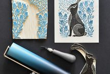 Lino Printing & Cutting