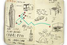 maps / by Deborah Isnard