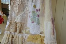 Lace mania. Angel closet. / Style inspiration. Also ideas for re-design.