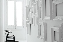 Color White | Wit / Melk | Clean | Sneeuw | Ebony & Ivory / by Kristyle Interior Design