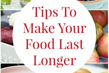 Food Advice and Food Storage / All this food related except recipes