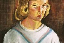Self-Portraits of Famous Authors