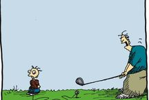 Golf Humor / Golf can be funny too!