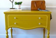 Crafty: Painted & Altered Furniture