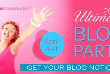 Blog Hops and LinkUps