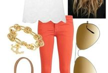 Spring/ Summer outfits / Some outfit ideas for those sunny and hot days / by Panda L