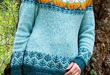 Needlework: knitting patterns / Knitting Patterns