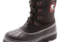 Calzado botas