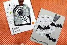 Stamping -- Halloween