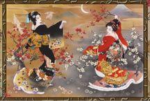 Puzzle oriental