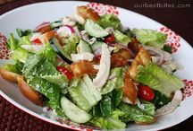 lettuce salads / by Shelli Larsen McBride