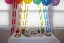 Rainbow birthday party / by Rachel Nicol