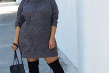 curvy women fashion
