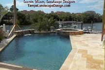 Tampa Landscape Design Water Features