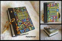 journals / by Stacy Gullion