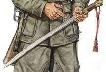 Italia uniformi WWII
