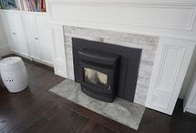 wall pellet stove