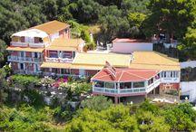 Bella Vista Apartments,Corfu-Greece / Corfu holidays