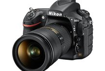 Favourite Products / This is the photography gear and processing equipment I love to use.