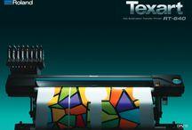 Texart magic / Dye-Sublimation Printers