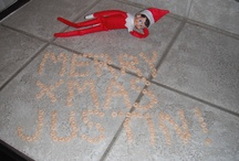 Our Elf on the Shelf...Buddy! / by Jennifer Nelson Burror
