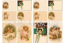 ANGELS AND CHILDREN /ANGELI E BAMBINI / ANGES ET ENFANTS / ENGELEN UND KINDER