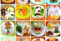 Recipes - Fun Kid Food / by Crystal Vernon