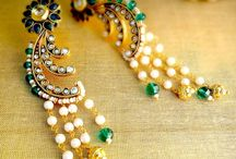 Earrings / Classic earrings collection will suit on all occasion to make you look perfect.
