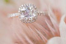 Engagement rings / by Erica Heule