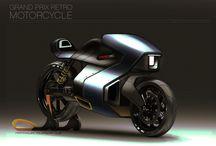 ETC Motorcycle